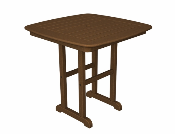 "POLYWOOD® Nautical 31"" Dining Table"