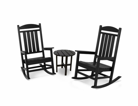 POLYWOOD® Presidential Rocker 3-Piece Set