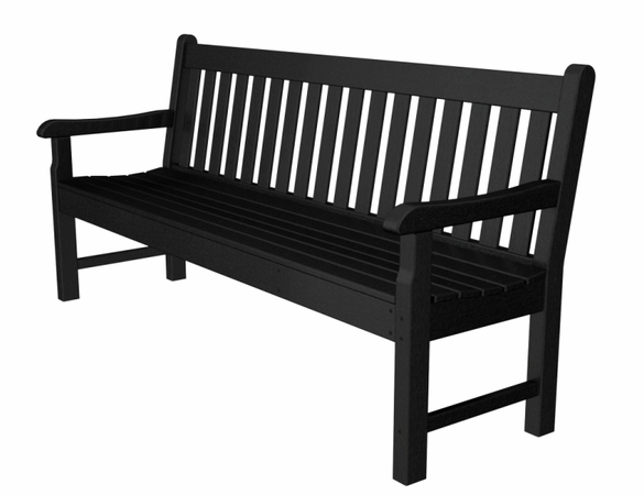 "POLYWOOD® Rockford 72"" Bench"