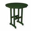 """POLYWOOD® Round 36"""" Counter Table"""