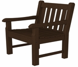 "POLYWOOD® Rockford 25"" Garden Arm Chair"
