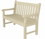 "POLYWOOD® Rockford 48"" Bench"