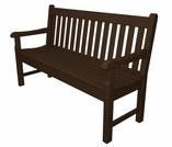 "POLYWOOD® Rockford 60"" Bench"