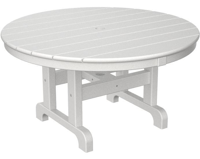 Polywood Round 36 Conversation Table