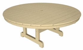 """POLYWOOD® Round 48"""" Conversation Table"""