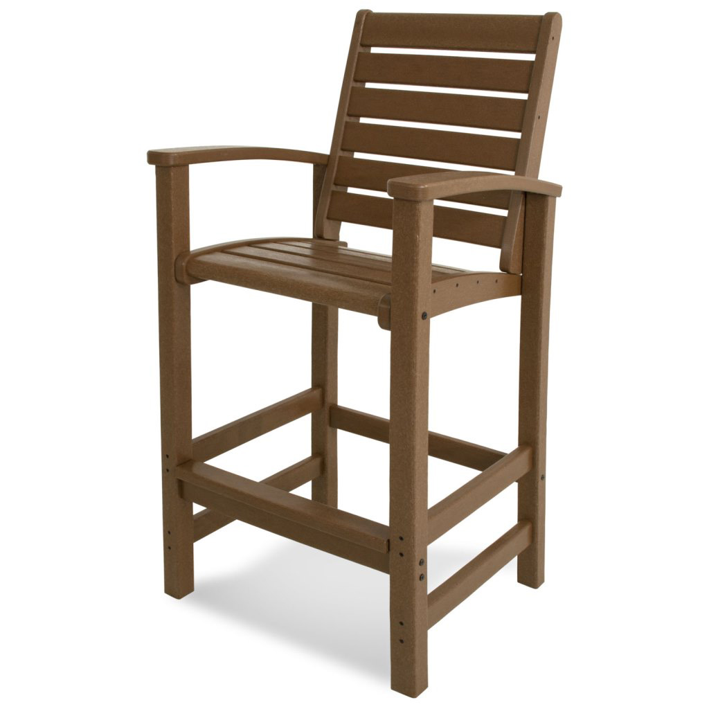 Polywood signature bar chair 14 jpg