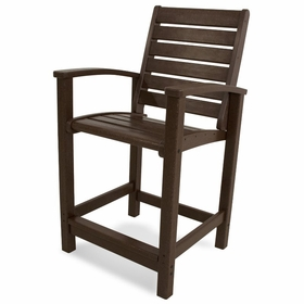 POLYWOOD® Signature Counter Chair