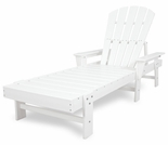 POLYWOOD® South Beach Chaise Lounge