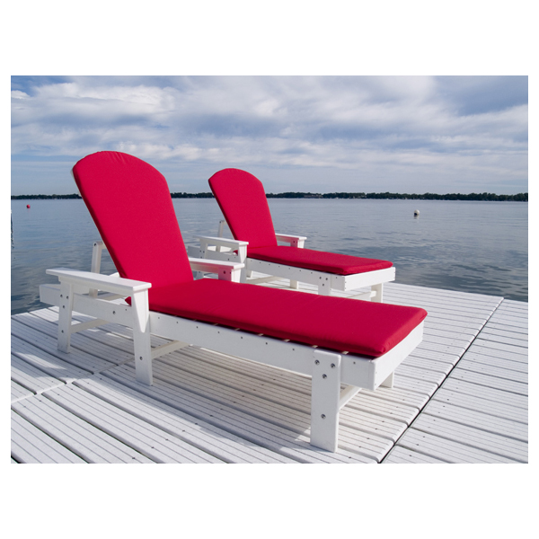 Magnificent Polywood South Beach Chaise Lounge Short Links Chair Design For Home Short Linksinfo