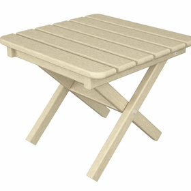 """POLYWOOD® Square 18"""" Side Table"""