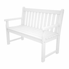 Polywood 174 Traditional Garden 48 Inch Bench