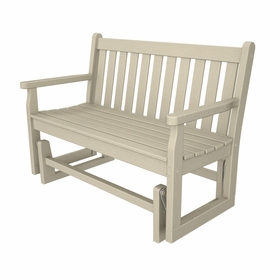 "POLYWOOD® Traditional Garden 48"" Glider"