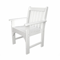 "POLYWOOD® Vineyard 35"" Garden Arm Chair"