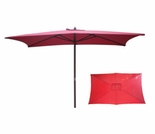 Rectangular Market Umbrella