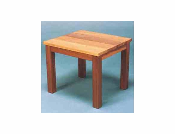 Red Cedar End Table