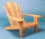 Red Cedar Premium Adirondack Chair