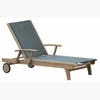 Three Birds Riviera Teak Lounger