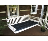 Royal English Garden Swing Bed 4', 5' or 6'