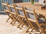 Royal Teak Chairs & Benches