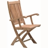 Sailor Teak Folding Armchair