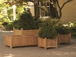 Shorea Wood Planters