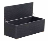 Storage Wicker Box Multiple - 3 Color Options - Special Closeout Pricing