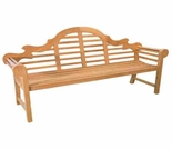 Teak 5' Marlborough Bench