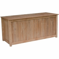 "Teak 53""  All Purpose Cushion Box"