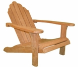 Teak New Adirondack Chair - Currently Out of Stock