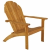 Three Birds Teak Adirondack Chair