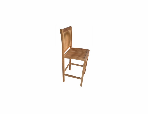 Teak Bar Chair - Back in Stock End of July