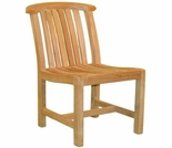 Teak Charles Side Chair - Currently Out of Stock