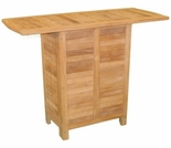 "48"" Teak Claudia Bar - Currently Out of Stock"