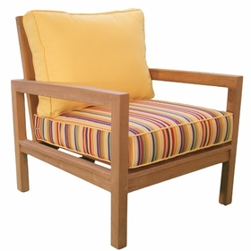 Teak Kingston Arm Chair