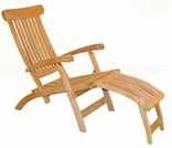Teak Steamer Chair - Currently Out of Stock