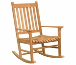 Teak Terrace Rocking Chair - Currently Out of Stock
