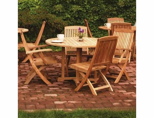 Three Birds Braxton 5-Piece Dining Set