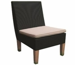 Three Birds Ciera Wicker Dining Side Chair