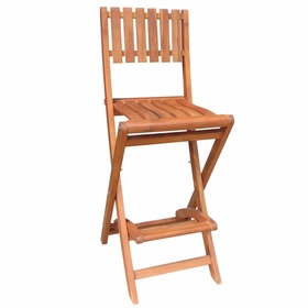 Tidewater Folding Bar Stool