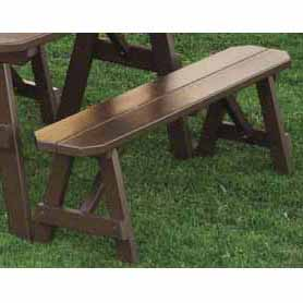Traditional Picnic Benches Only