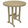 TREX Monterey Bay Round 36 Inch Bar Table