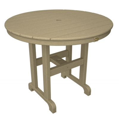 Trex Monterey Bay Round Dining Table 36 7 Colors