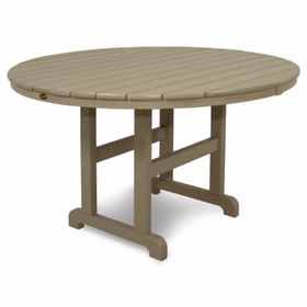 TREX Monterey Bay Round 48 Inch Dining Table