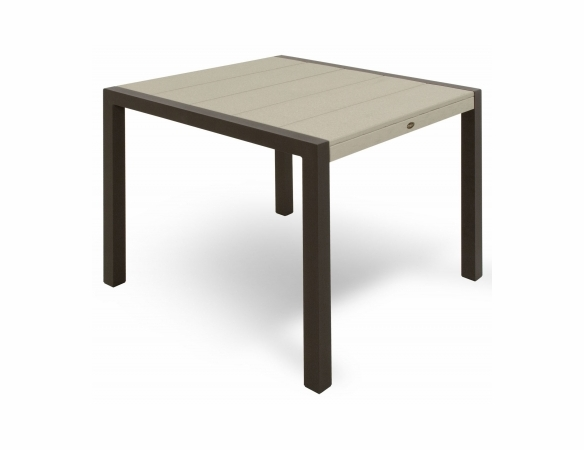 TREX Surf City 36 Inch Dining Table
