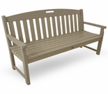 TREX Yacht Club 60 Inch Bench