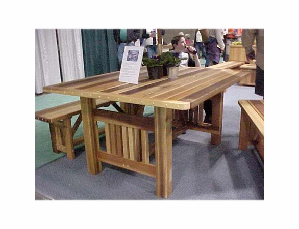 Villa Dining Table 4ft or 5ft