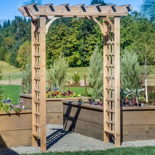 Cool Red Cedar Garden Arbors For Sale Outdoor Furniture Plus Pdpeps Interior Chair Design Pdpepsorg