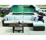 Whitecraft by Woodard Augusta Deep Seating Set
