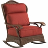 Whitecraft by Woodard Chatham Run Wicker Large Rocker