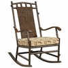 Whitecraft by Woodard Chatham Run Wicker Small Rocker